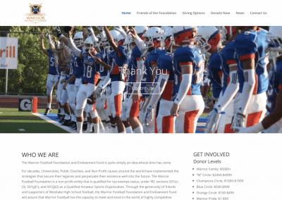 Warrior Football Foundation