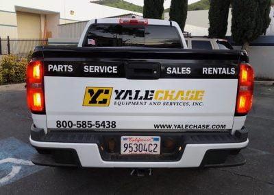 Yale Chase