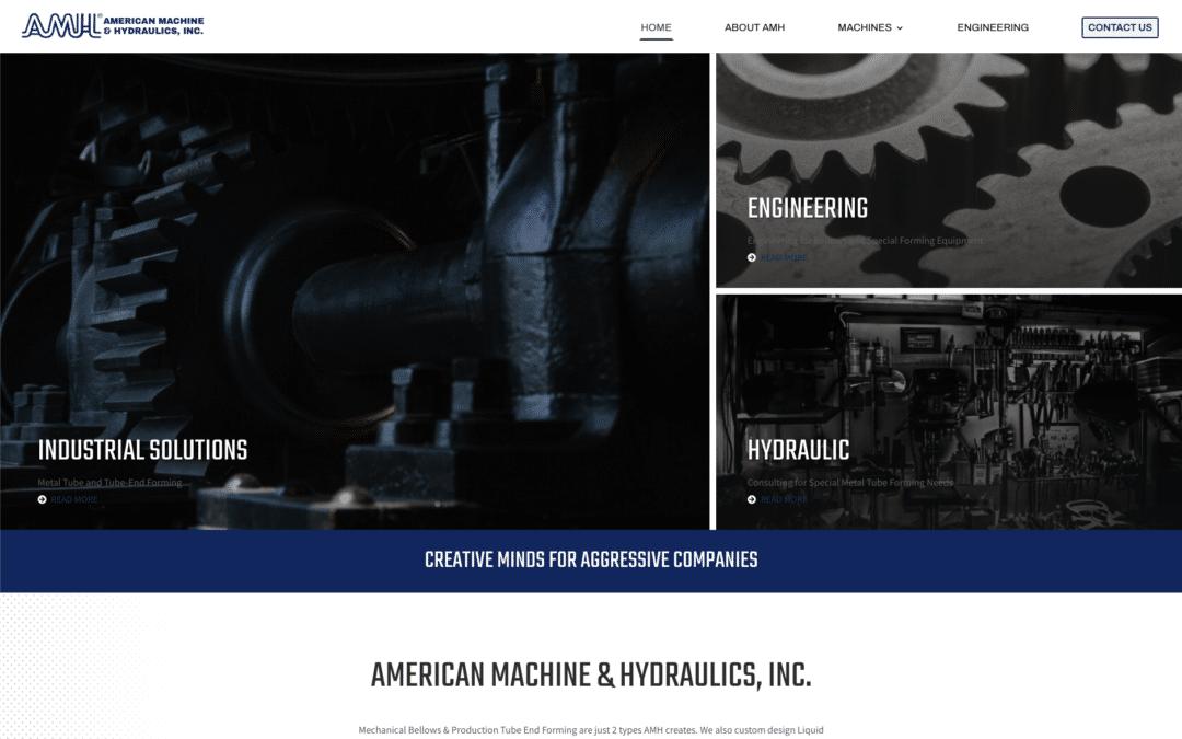 American Machine & Hydraulics