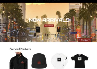NVRFLD Clothing