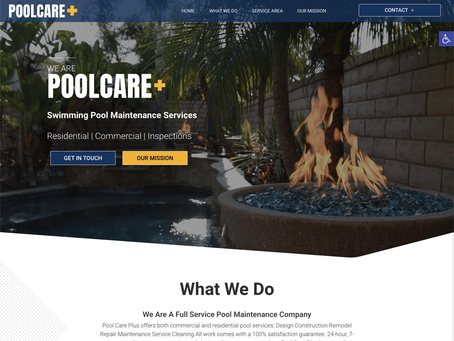 Pool Care Plus